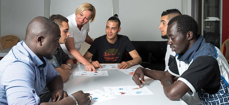 Christiani Workshop Integration ermöglichen